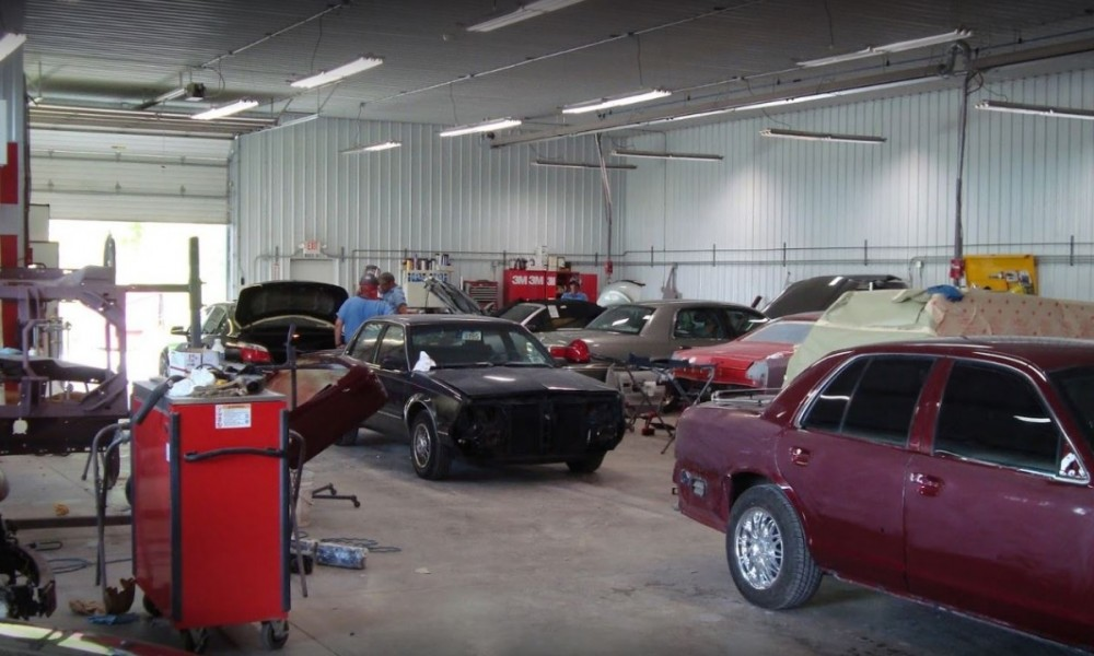 We are a high volume, high quality, Collision Repair Facility located at Godfrey, IL, 62035. We are a professional Collision Repair Facility, repairing all makes and models.