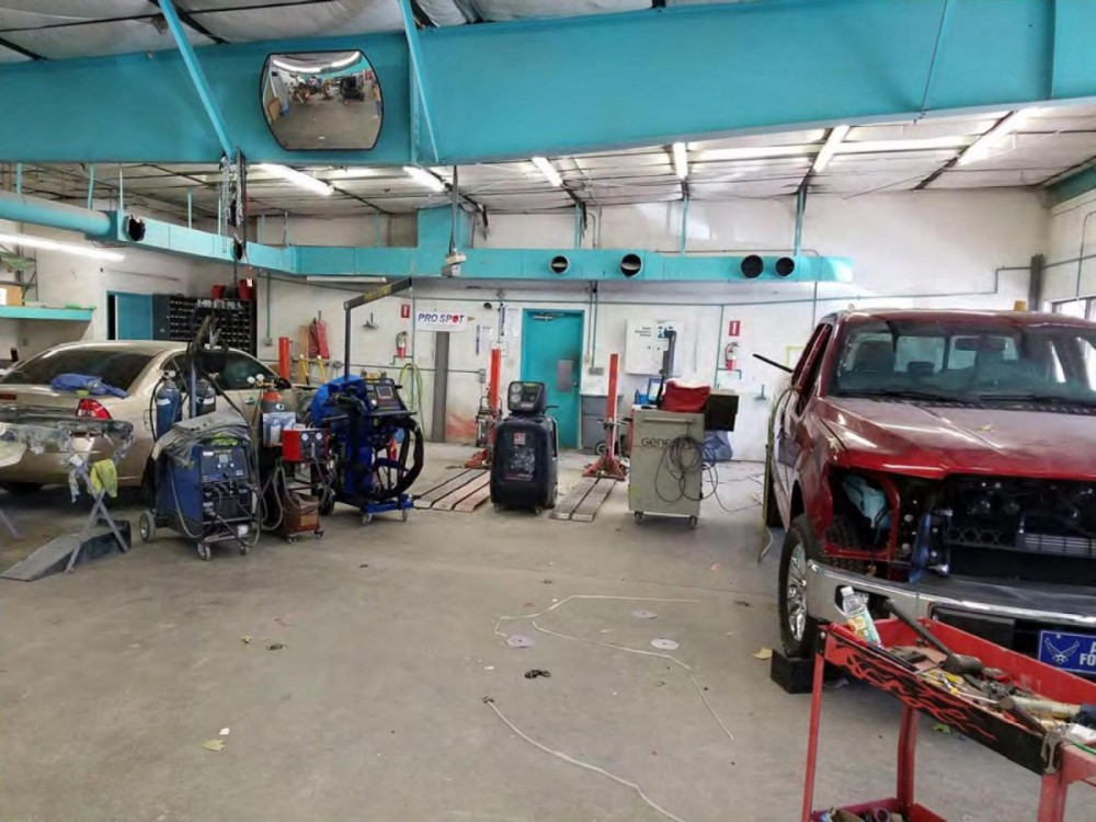 We are a high volume, high quality, Collision Repair Facility located at Albuquerque, NM, 87102. We are a professional Collision Repair Facility, repairing all makes and models.