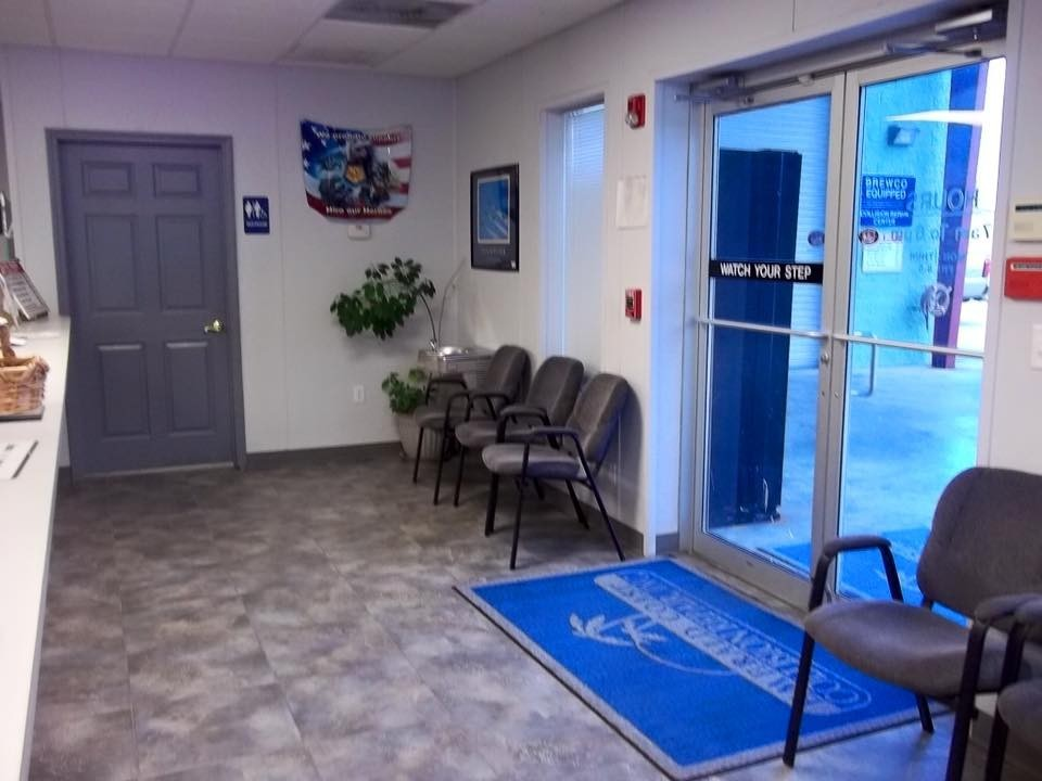 Our body shop's business office located at Fort Walton Beach, FL, 32548 is staffed with friendly and experienced personnel.