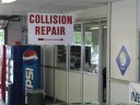 Our body shop's business office located at New Carrollton, MD, 20784 is staffed with friendly and experienced personnel.