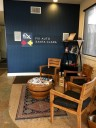 The waiting area at our body shop, located at Santa Clara, CA, 95051 is a comfortable and inviting place for our guests.