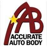 We are Accurate Auto Body! With our specialty trained technicians, we will bring your car back to its pre-accident condition!