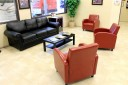 The waiting area at our body shop, located at Surprise, AZ, 85378 is a comfortable and inviting place for our guests.