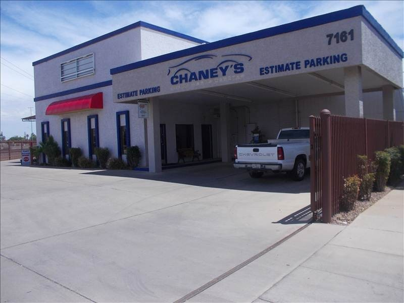 Star Ford Glendale >> Reviews, Chaney's Collision Center - Glendale AZ - Auto Body Review