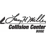 We are Larry Miller Collision Center - Boise! With our specialty trained technicians, we will bring your car back to its pre-accident condition!