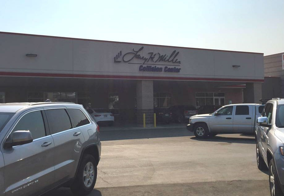 Larry H Miller Boise >> Reviews, Larry H. Miller Collision Center - Boise - Boise ...