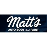 A clean and neat refinishing preparation area allows for a professional job to be done at Matt's Auto Body, San Francisco, CA, 94103.