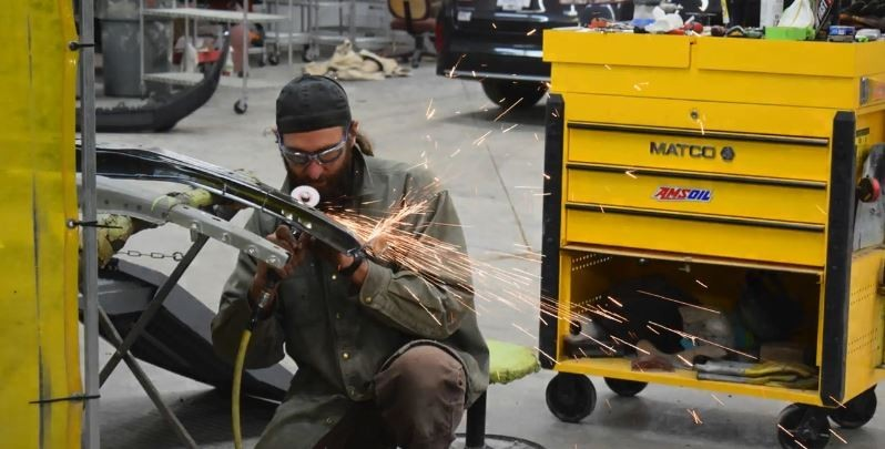 All of our body technicians at Big Sky Collision Center, Billings, MT, 59101, are skilled and certified welders.