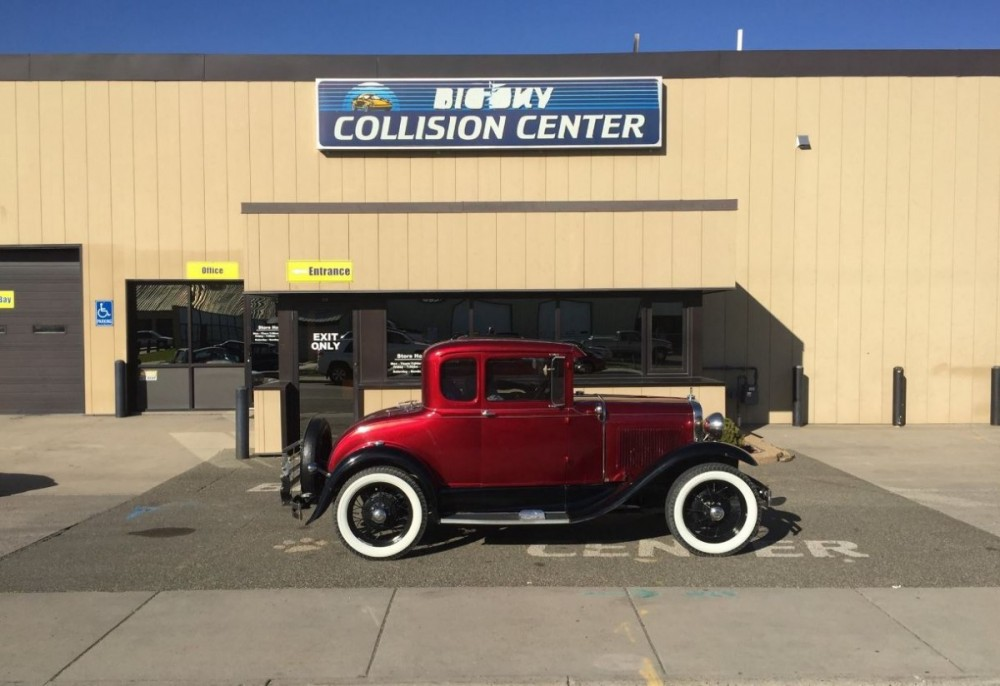 Painting technicians are trained and skilled artists.  At Big Sky Collision Center, we have the best in the industry. For high quality collision repair refinishing, look no farther than, Billings, MT, 59101.