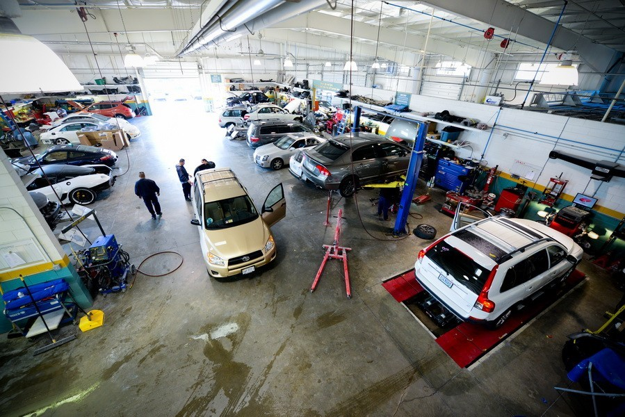 We are a state of the art Collision Repair Facility waiting to serve you, located at Sterling, VA,